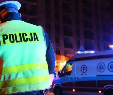 Białystok. Trwają poszukiwania sprawcy wypadku