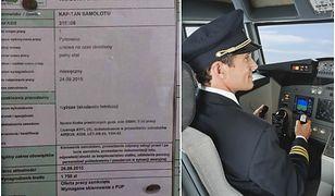 PUP oferuje posadę kapitana samolotu. Oferuje za to stawkę... 1750 złotych brutto