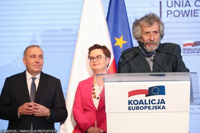 Marek Kossakowski. Zieloni weszli do Koalicji Obywatelskiej.