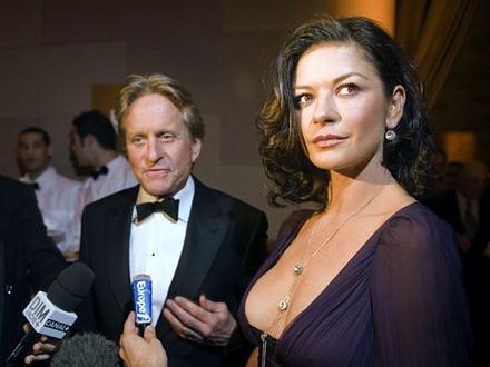 Michael Douglas i Catherine Zeta-Jones w separacji?