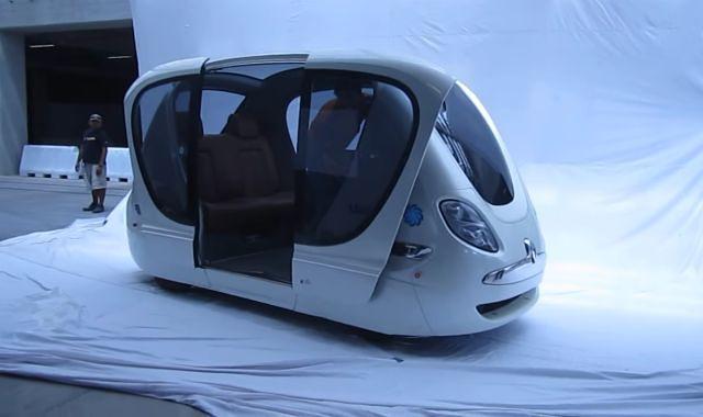 Samochody autonomiczne obsłużą EXPO 2020 w Dubaju