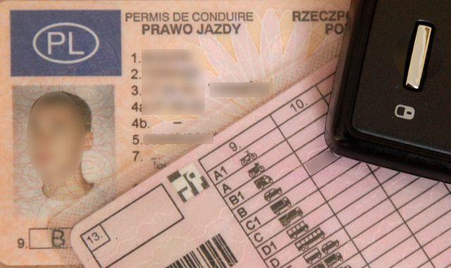 RPO zaskarżył płatną wymianę praw jazdy