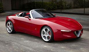 Nowa Alfa Romeo Spider: pierwsze pogłoski