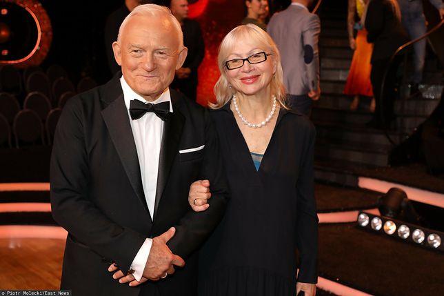 Leszek Miller z żoną Aleksandrą
