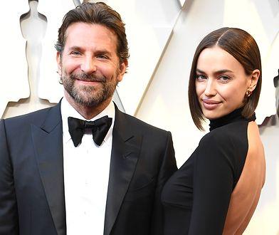 Irina Shayk i Bradley Cooper na jednym zdjęciu