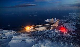 Duże manewry rosyjskiego lotnictwa