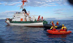 Greckie służby potwierdziły, że znaleziono 12 ciał