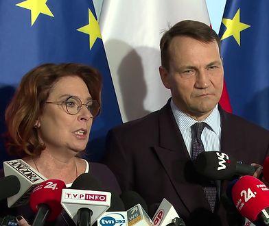 """W Sejmie aż wrze. """"Bomba, która zmiecie autorów tego fiaska"""""""