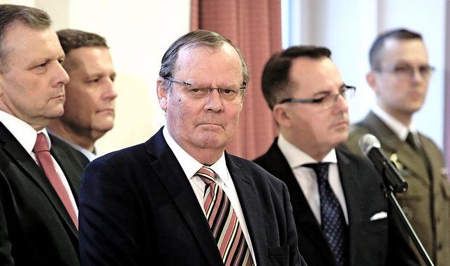 Nazwisko Berczyńskiego wraca. Internauci wściekli