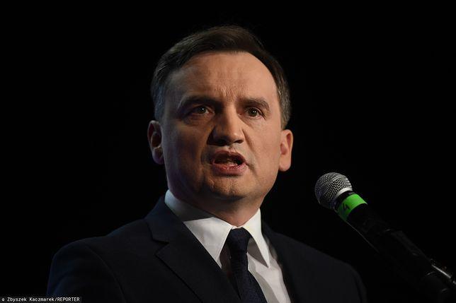 Zbigniew Ziobro (minister sprawiedliwości i prokurator generalny) - zdj. arch.