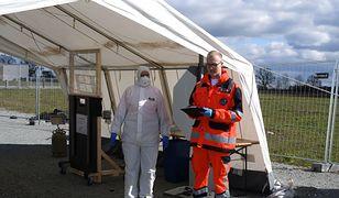 W Niemczech liczby zarażonych koronawirusem przekroczyła 19 tysięcy