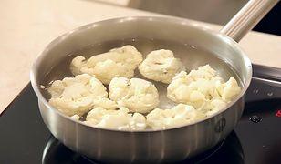 Prosty sposób na gotowanie kalafiora. Nie będzie wydzielał przykrego zapachu