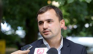 Na zdjęciu: Marcin Dubieniecki