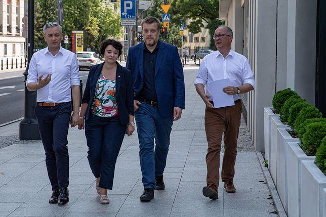 Wybory parlamentarne 2019. SLD idzie do Sejmu z Wiosną i Razem