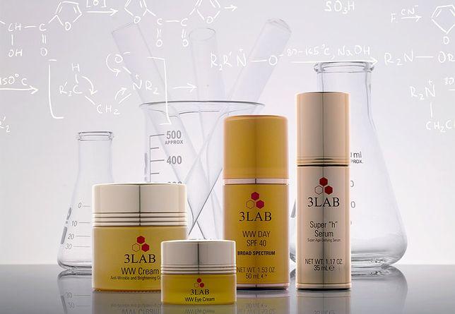 Luksusowa pielęgnacja skóry prosto z laboratorium. Marka 3LAB nareszcie w Polsce