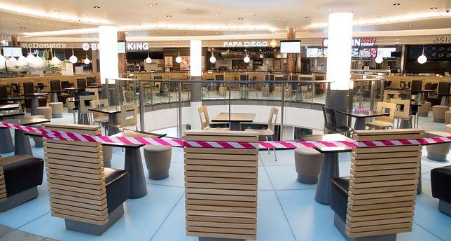 Galerie handlowe. Premier podał datę ponownego otwarcia