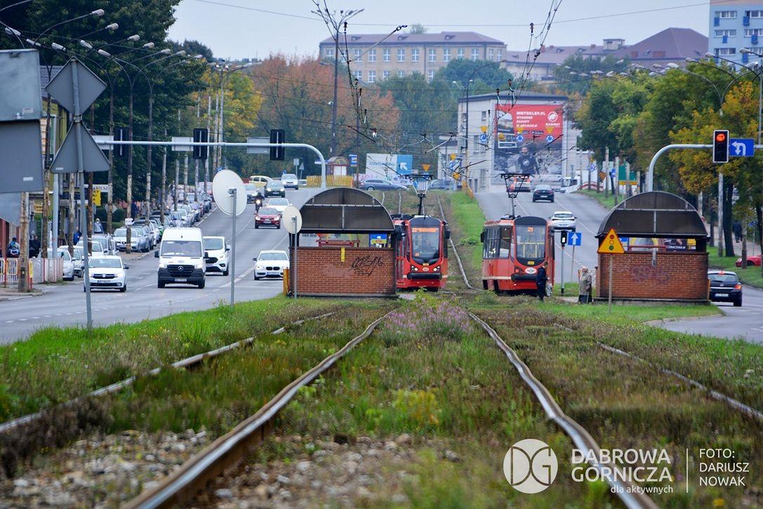 Dąbrowa Górnicza. Miasto i Tramwaje Śląskie przeprowadzą kolejny remont torowiska.