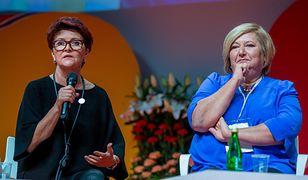 Byłe pierwsze damy na granicy polsko-białoruskiej