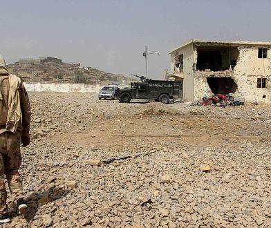 Dwie ofiary zamachu w Afganistanie, wśród nich dziecko