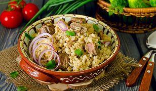 Pęczotto - pomysł na smaczny i zdrowy obiad