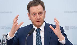 """Premier Saksonii krytykuje Barley. """"To przesadzone i szkodliwe"""""""