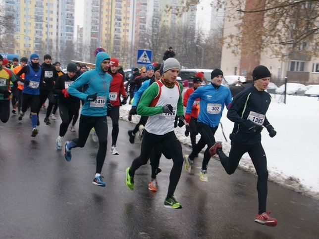 Zimowe bieganie na Bielanach już w niedzielę