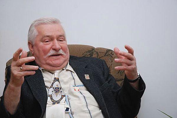 Politycy o Lechu Wałęsie: marka Polski, człowiek-symbol; lepiej niech ograniczy aktywność