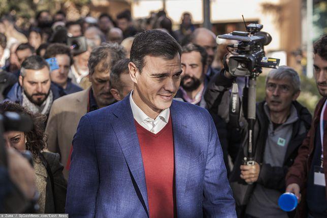 Wybory w Hiszpanii. (Nie)pewna wygrana Socjalistów. Sanchez bez większości w parlamencie
