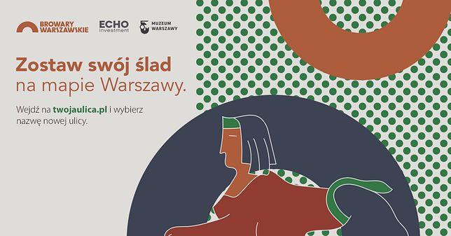 Na stronie twojaulica.pl można zagłosować