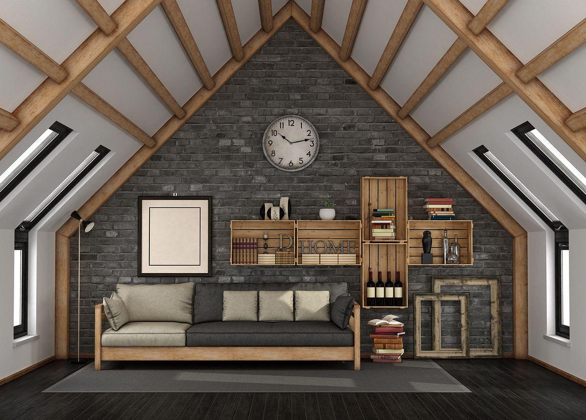 Styl rustykalny – wnętrza, dekoracje, inspiracje