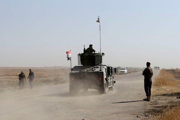 Siły irackie i kurdyjskie coraz bliżej Mosulu
