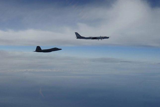W pobliżu amerykańskiej strefy powietrznej trwają manewry Wostok-2018
