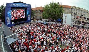 Poznań bez Strefy Kibica na Euro 2016, ale miasto pozwoli oglądać mecze w ogródkach