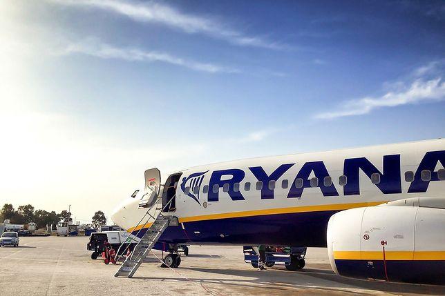 Ryanair poinformował, że zniesie opłatę za zmianę rezerwacji