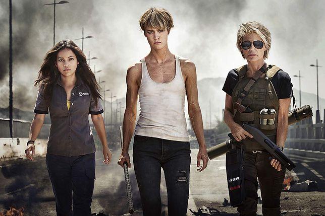 """""""Terminator: Mroczne przeznaczenie"""" - nowy zwiastun. Sarah Connor powraca"""