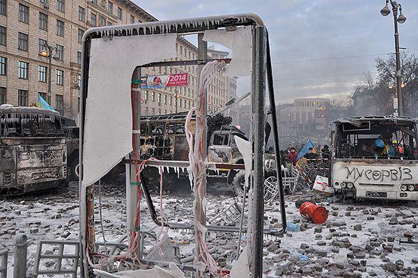 Prokurator generalny Ukrainy Wiktor Pszonka: to zbrodnia przeciwko państwu!