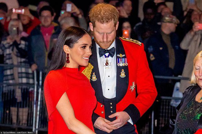 Meghan Markle i książę Harry wydali oświadczenie. Żegnają się z fanami