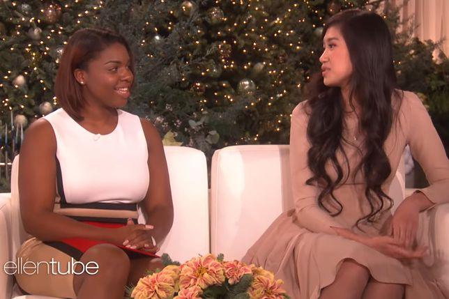 Dwie przyjaciółki spotkały się po latach w programie u Ellen!