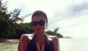 Dominika Zasiewska spalona słońcem? Od takiej opalenizny trudno odwrócić wzrok
