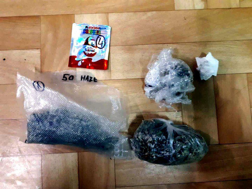 Śląskie. W mieszkaniu zatrzymanego kierowcy w Świętochłowicach policjanci znaleźli amfetaminę.