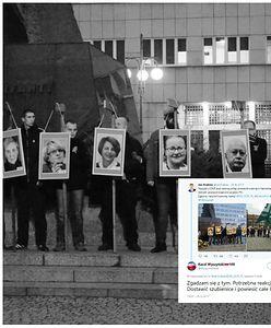 Radny PiS chciał powiesić całe PO. Prokuratura umorzyła śledztwo