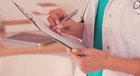 Plamka żółta - charakterystyka, zwyrodnienie, leczenie zwyrodnienia, test Amslera