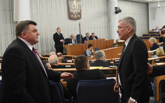 Budżet: głosowała też opozycja
