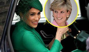 Meghan Markle oddała hołd księżnej Dianie. Pokazała specjalną pamiątkę