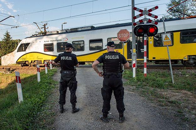 Tereny kolejowe w Wałbrzychu pod specjalnym nadzorem