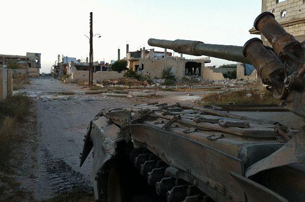 Wojna w Syrii toczy się od marca 2011 r.