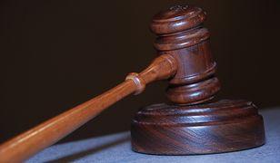 Sąd ustanowił dla mężczyzny na czas trzyletniej próby kuratora