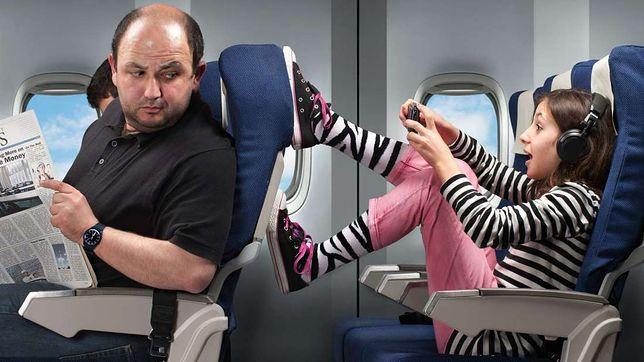 Nie lubimy ich w samolocie. Podróżni, którzy denerwują nas najbardziej