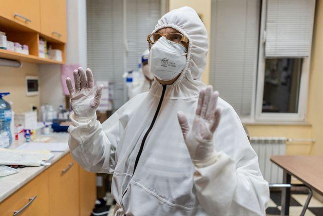 Koronawirus. Trudna sytuacja epidemiczna w Niemczech