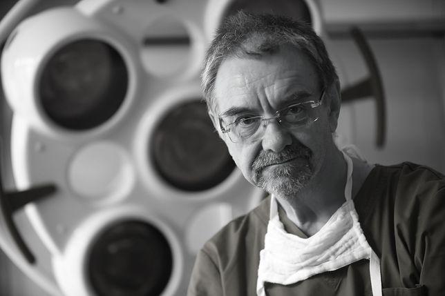 Prof. Romuald Dębski miał 62 lata